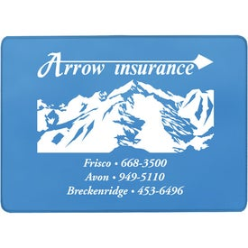 Advertising Single Pocket Insurance Card Holder