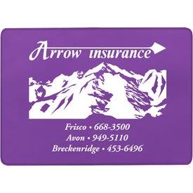 Personalized Single Pocket Insurance Card Holder