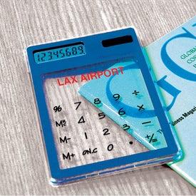 Company Invisible Calculator
