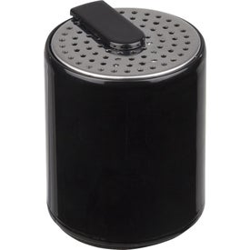iRock Rechargeable Bluetooth Speaker Imprinted with Your Logo