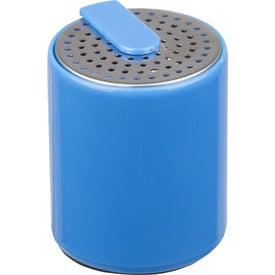 Custom iRock Rechargeable Bluetooth Speaker