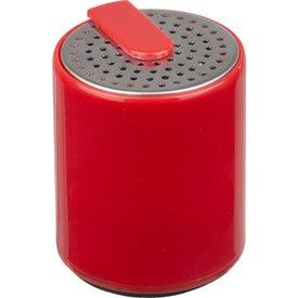 Monogrammed iRock Rechargeable Bluetooth Speaker