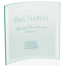 Jade Crystal Scroll Award for Promotion