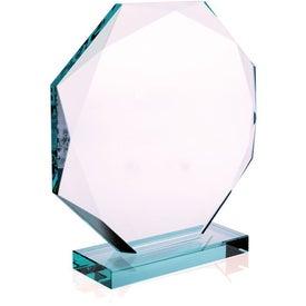 Customized Jade Octagon Award
