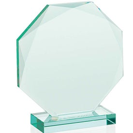 Imprinted Jade Octagon Award
