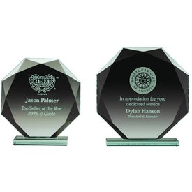 Jade Octagon Award (Small)