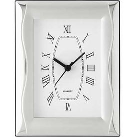 Printed Jadis II Framed Clock