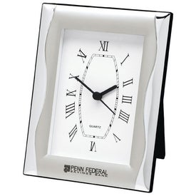 Jadis II Framed Clock
