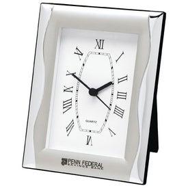 Jadis II Framed Clock