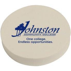 Custom Jo-Bee Round Eraser