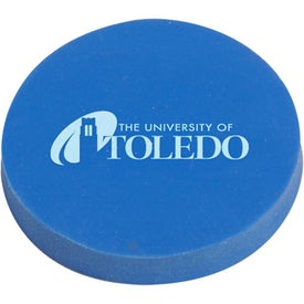 Jo-Bee Round Eraser with Your Slogan