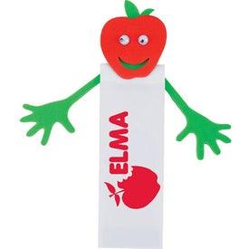 Johnny Applehead Bookmark