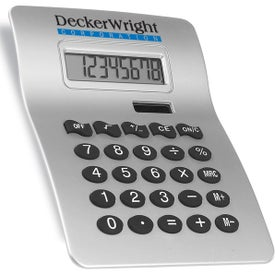 Jumbo Desk Calculator Branded with Your Logo