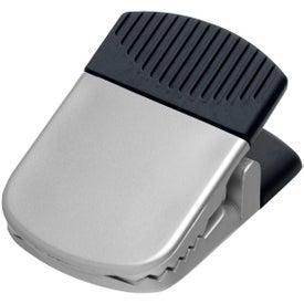 Personalized Jumbo Magnetic Memo Holder/Clip