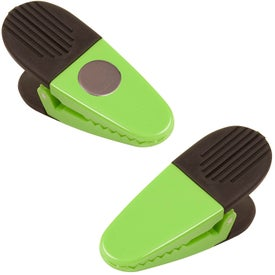 Promotional Jumbo Magnetic Clip Imprinted with Your Logo