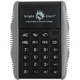 Imprinted Kinetic Calculator Black