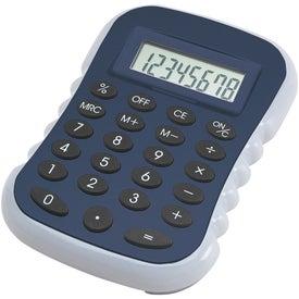 Imprinted Large Calculator
