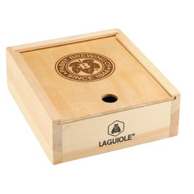 Laguiole Coaster Set with Your Logo