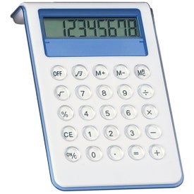 Logo Large Calculator with Sound