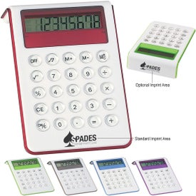 Imprinted Large Calculator with Sound