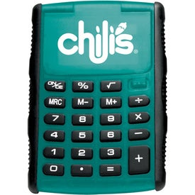 Large Flipper Calculator for Advertising