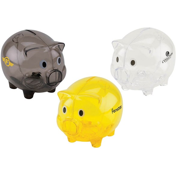Large Piggy Bank