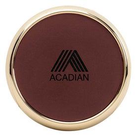 Customized Leather Coasters