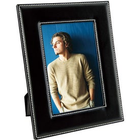 Advertising Leatherette Frame