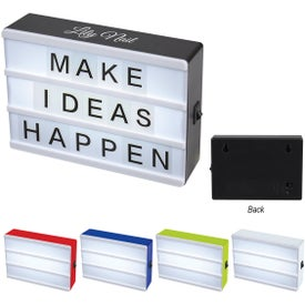 LED Portable Cinema Box