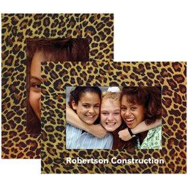 Leopard Paper Easel Frames