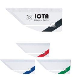 Logo Letter Slitter with Ruler