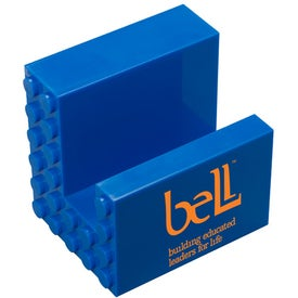 Logo-Blox Phone Stand with Your Logo