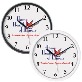 Logo/Photo Wall Clock