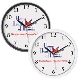 Logo/Photo Wall Clock