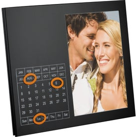 Customized Magnetic Frame With Perpetual Calendar