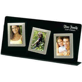 Personalized Magnetic Photo Frame