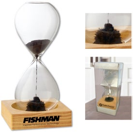Magnetic Sand Timer and Hourglass