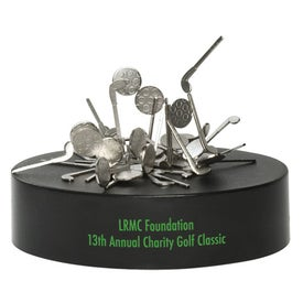 Magnetic Sculpture for Promotion