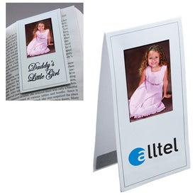 Magnetic Slip-In Photo Bookmark
