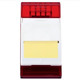 Magnetic Clip with Pen Holder and Sticky Notes for Your Organization