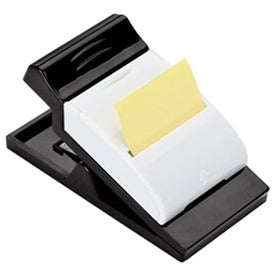 Magnetic Clip with Pen Holder and Sticky Notes for Customization