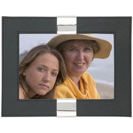 Custom Magnum Leather Photo Frame