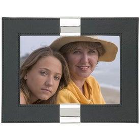 Custom Magnum Leather Photo Frame