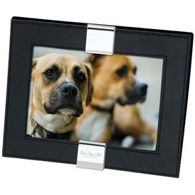 "Magnum Leather Photo Frame (7"" x 5"")"