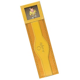 Monogrammed Majestic Photo Bookmark