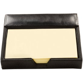 Manhasset Post-It Holder Imprinted with Your Logo