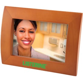 Customized Maple Wood Photo Frame