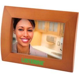 Customized Maple Wood Photo Frame