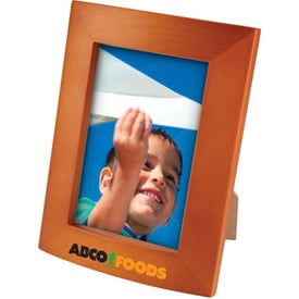 Maple Wood Photo Frame for Marketing