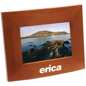 Personalized Maple Wood Photo Frames